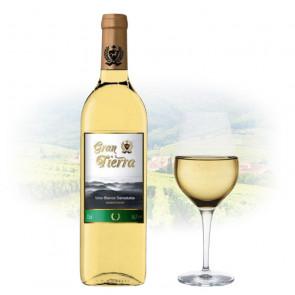 Gran Tierra - Vino Blanco Semidulce | Spanish White Wine