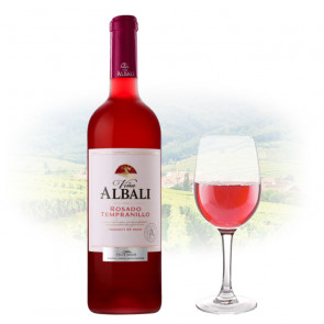 Felix Solis - Viña Albali Rosado Tempranillo | Spanish Pink Wine