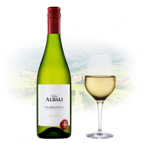 Felix Solis - Viña Albali Chardonnay   Spanish White Wine