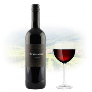Vignerons Ardéchois - Richebaron Merlot - Syrah | French Red Wine