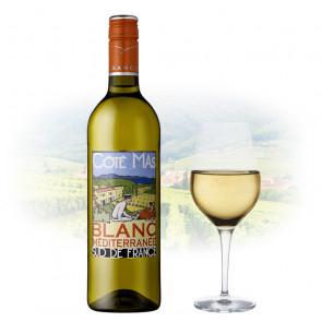 Côté Mas - Blanc Méditérranée   French White Wine