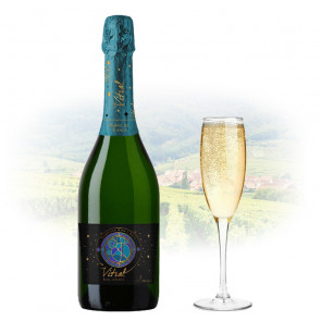 Viña Maipo - Vitral Blanc de Blancs | Chilean Sparkling Wine