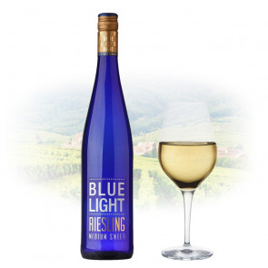 Blue Light - Riesling Medium Sweet | German White Wine