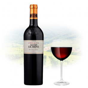 Alexis Lichine - Chevalier Merlot   French Red Wine