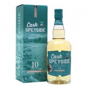 Cask Speyside - 10 Year Old First Edition | Single Malt Scotch Whisky
