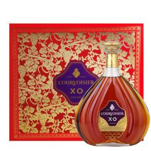 Courvoisier - XO - 2 Glasses Set | Cognac