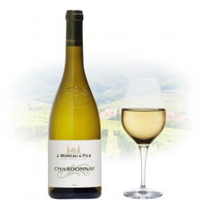 J Moreau & Fils - Chardonnay | French White Wine