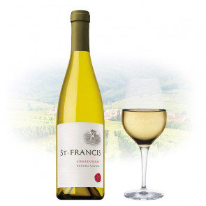 St. Francis Chardonnay 2015 Sonoma County | California American Philippines Wine