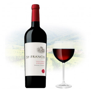 St. Francis | Old Vines Zinfandel 2013 Sonoma County | California American Philippines Wine
