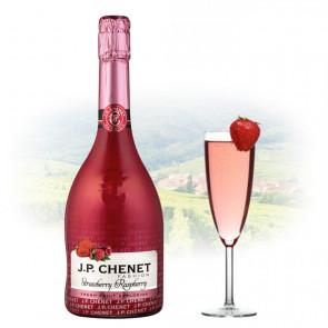 JP Chenet - Fashion Strawberry-Raspberry | French Sparkling Wine