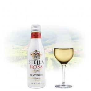 Stella Rosa - Platinum Semi-Sweet 250ml Miniature | Italian White Wine