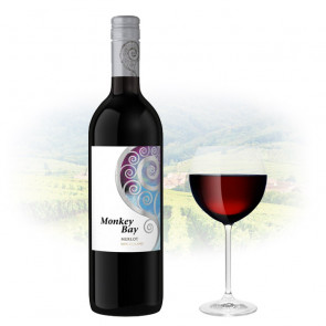 Monkey Bay Merlot | New Zealand Philippines Wine