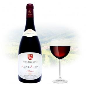 Domaine Roux Père et Fils - Saint-Aubin L'Ebaupin 2007 | Philippines Wine