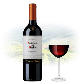 Casillero Del Diablo Carmenere | Wine Phillippines