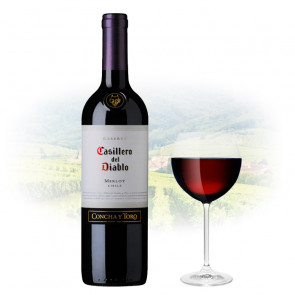 Casillero Del Diablo Merlot | Wine Phillippines