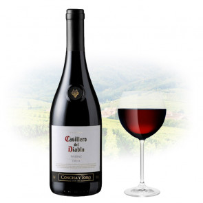 Casillero Del Diablo Shiraz | Wine Phillippines