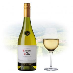 Casillero Del Diablo Chardonnay   Wine Phillippines