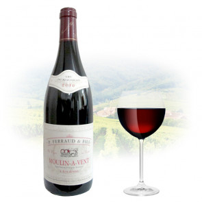 Ferraud & Fils - Moulin-à-vent Cru du Beaujolais 2010 | Philippines Wine