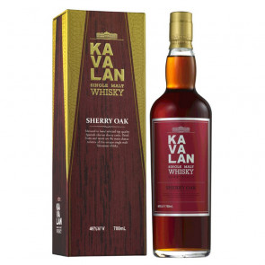 Kavalan Sherry Oak | Philippines Manila Whisky