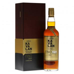 Kavalan Solist Fino Cask | Philippines Manila Whisky