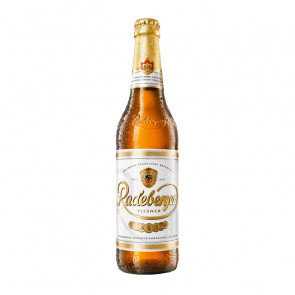 Radeberger Pilsener - 500ml (Bottle) | German Beer