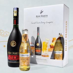 BUY 1 Rémy Martin - VSOP - 700ml GET 2 FREE Fever Tree Ginger Ale