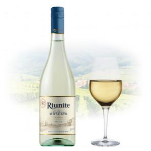 Riunite - Trebbiano Moscato - 750ml | Italian White Wine