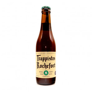 Rochefort Trappistes 8 - 330ml (Bottle) | Belgium Beer