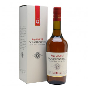 Roger Groult Calvados - 12 Year Old | French Apple Brandy