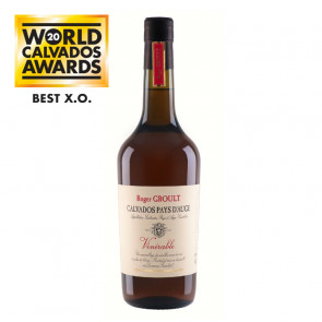 Roger Groult Calvados - Venerable | French Apple Brandy