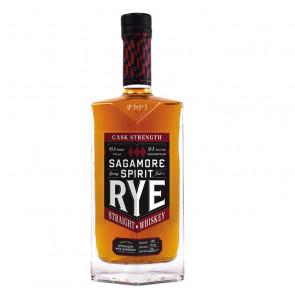 Sagamore Spirit - Cask Strength   Straight Rye American Whiskey