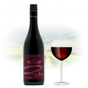 Saint Clair Vicar's Choice Pinot Noir | Philippines Manila Wine