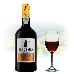 Sandeman Fine Tawny Porto | Philippines Manila Wine