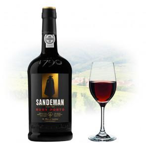 Sandeman Ruby Porto | Philippines Manila Wine