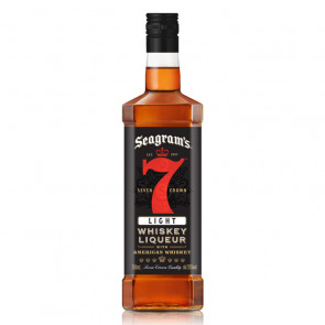 Seagram's Seven 7 Crown Light 70cl | Canadian Whisky