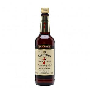Seagram's - 7 Crown 1L | Blended Canadian Whisky