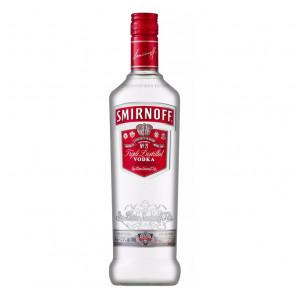 Smirnoff Red Triple Distilled - 1L | Russian Vodka