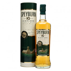 Speyburn 10 Year Old Single Malt | Philippines Manila Whisky
