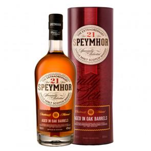 Speymhor 21 Year Old   Single Malt Scotch Whisky