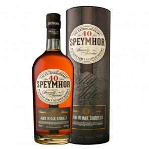 Speymhor 40 Year Old   Blended Malt Scotch Whisky