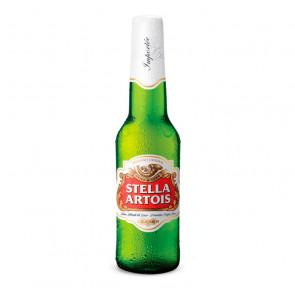Stella Artois Beer - 330ml (Bottle) | Belgian Beer