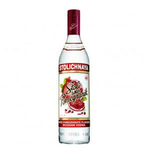 Stolichnaya - Stoli White Pomegranik | Pomegranate Russian Vodka