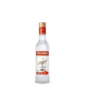 Stolichnaya - Premium Red 375ml | Russian Vodka
