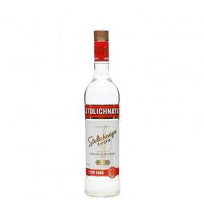 Stolichnaya - Premium Red 500ml | Russian Vodka
