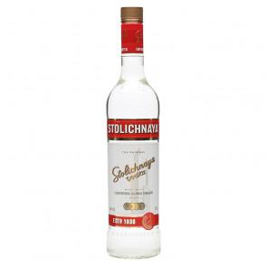 Stolichnaya - Premium Red 750ml | Russian Vodka