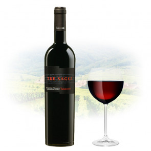 Talamonti - 'Tre Saggi' - Montepulciano d'Abruzzo   Italian Red Wine