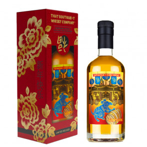 That Boutique-y Whisky Company - Chinese New Year Tamdhu 12 Year Old