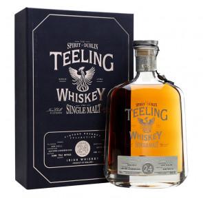 Teeling Vintage Reserve 24 Year Old | Single Malt Irish Whiskey
