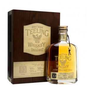 Teeling Vintage Reserve 33 Year Old | Single Malt Irish Whiskey