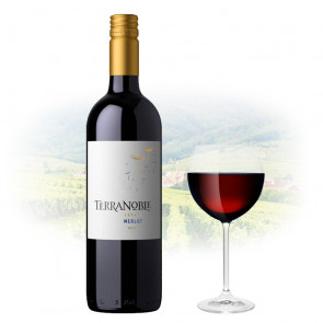 TerraNoble - Estate - Merlot | Chilean Red Wine